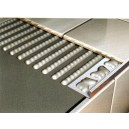 12.5 mm Stainless steel Marine Square Edge Tile Trim