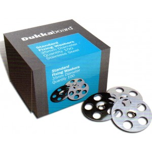 Dukkaboard Stainless steel countersunk fixing washers