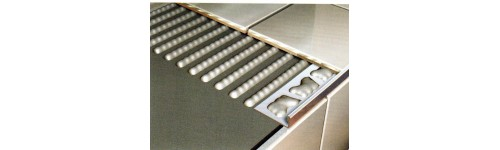 Stainless Steel Marine Square Edge Tile Trim