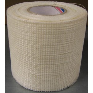 Roll of joint reinforcement tape 80mm x 50 metres